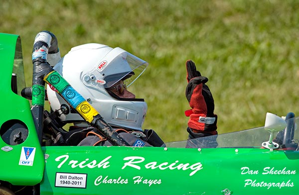 Irish Racing Team At Grattan Raceway In Michigan. VSCDA