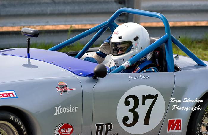 Motorsports::Dan Sheehan Photographs